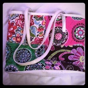 Vera Bradley multi print bag